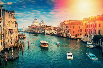 Vaporetti olio usato Venezia