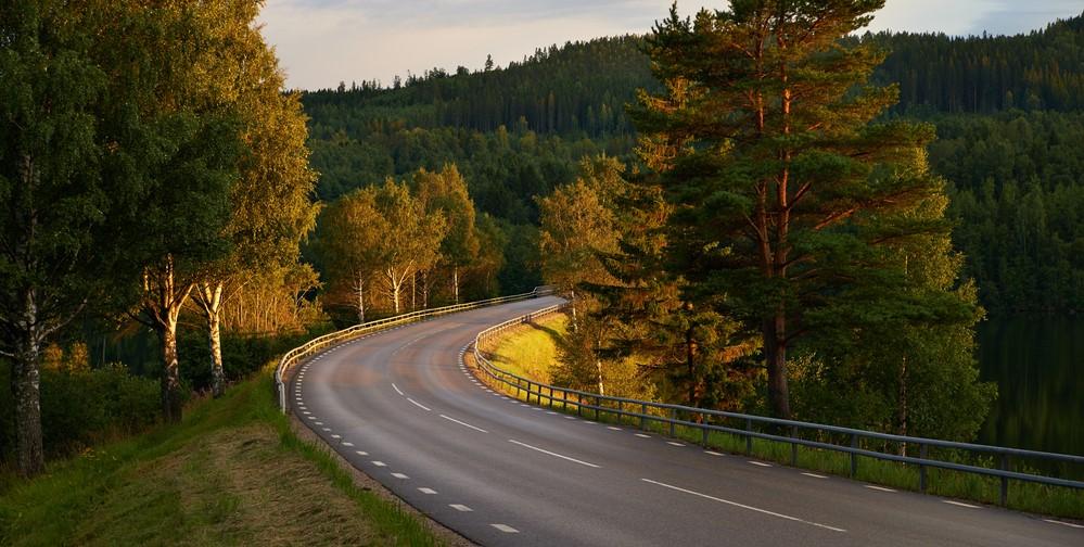 Strada ricarica auto elettriche