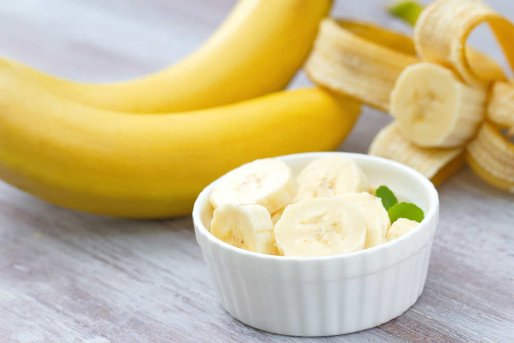 benefici delle banane