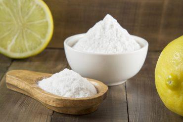 bicarbonato per le pulizie di casa