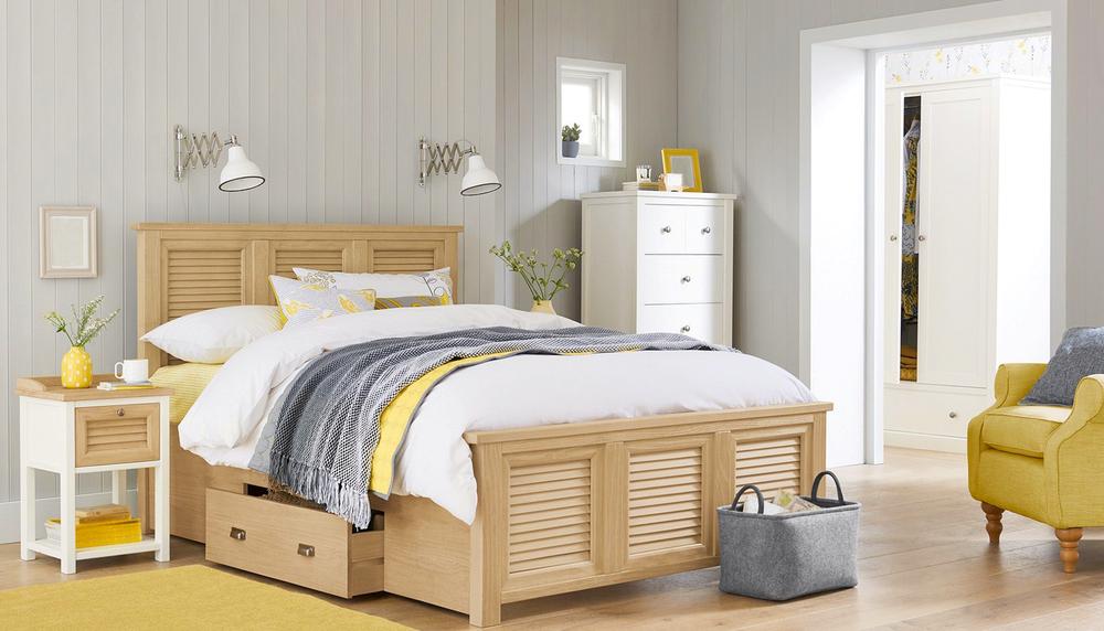 come mantenere in ordine la camera da letto