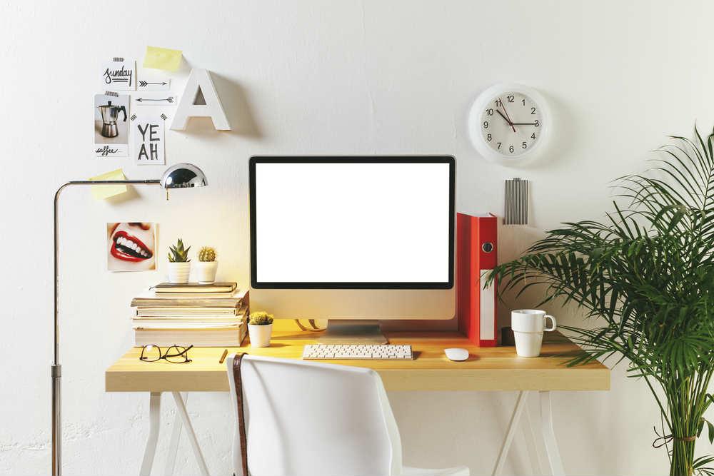 consigli ufficio in casa