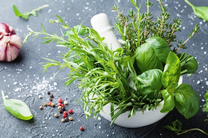 ricetta sale aromatizzato alle erbe
