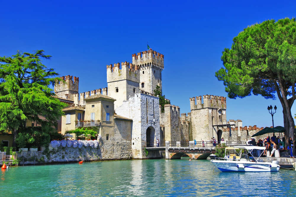 castelli più belli d'Italia