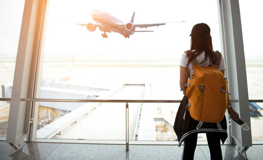 donne in viaggio da sole