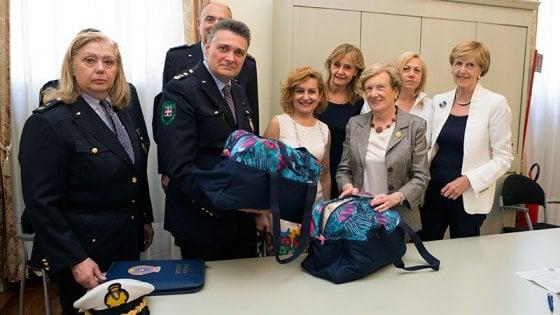 kit di sopravvivenza per donne vittime di violenza