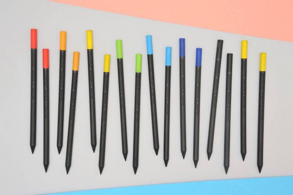 perpetua matita in grafite riciclata