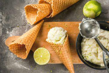 ricetta gelato agli agrumi
