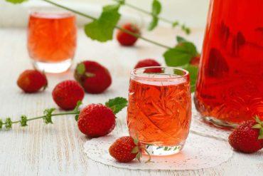 ricetta liquore alle fragole