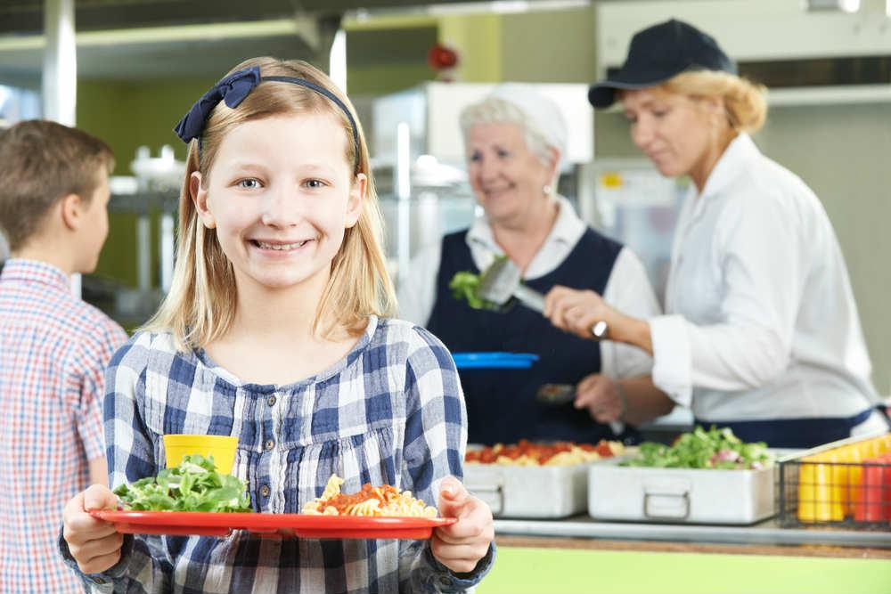mensa scolastica gratuita in Finlandia