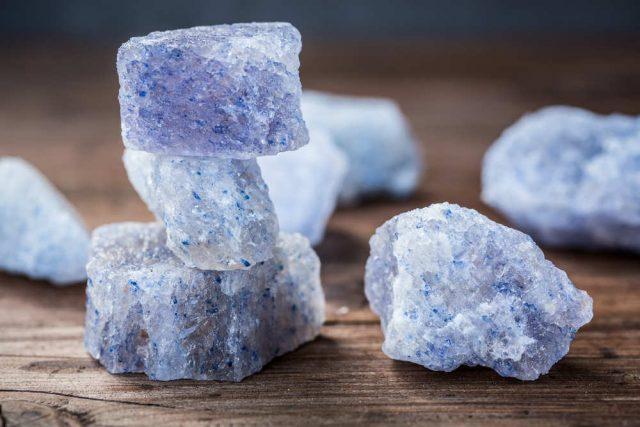 tipi di sale da cucina