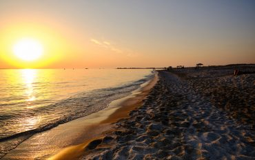 sabbia sottratta