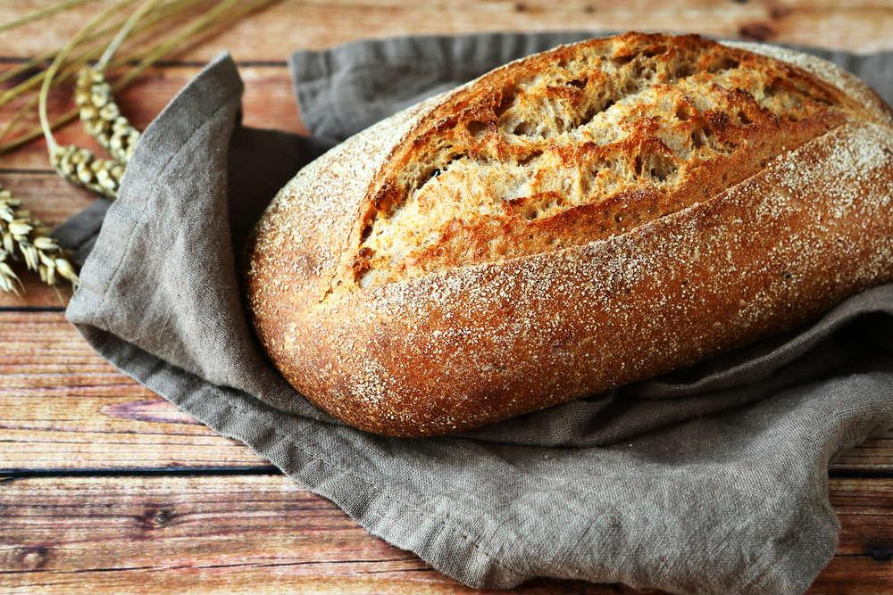 ricetta pane senza sale