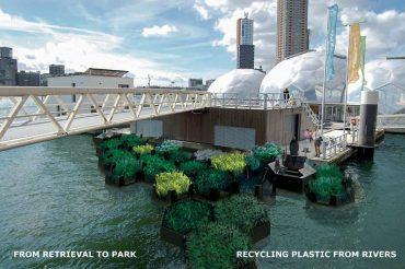 recycled park