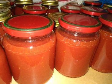 come fare la conserva di pomodori in casa