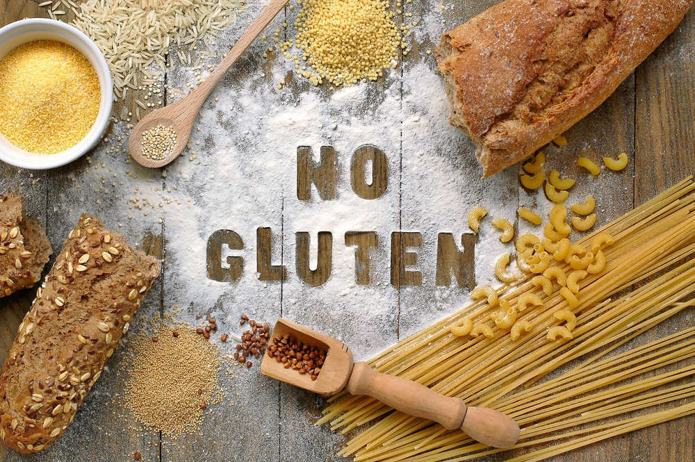 cibi senza glutine