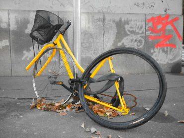 come evitare il furto della bicicletta