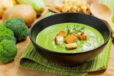 ricetta vellutata di verdure