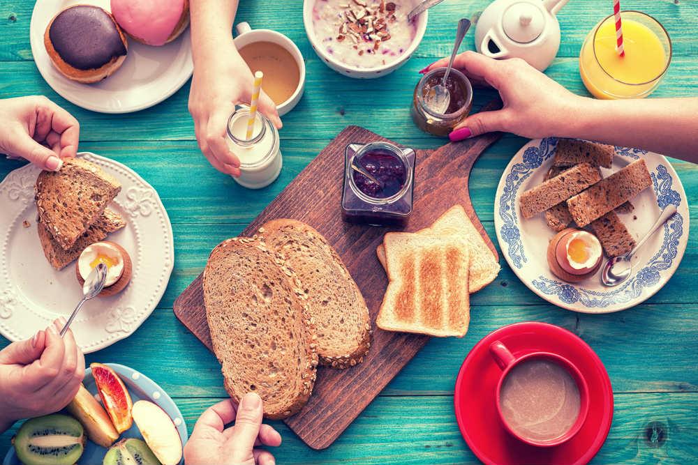 come evitare spreco di cibo a colazione