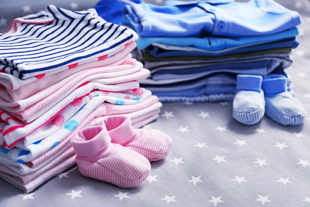 come riciclare i vestiti dei bambini
