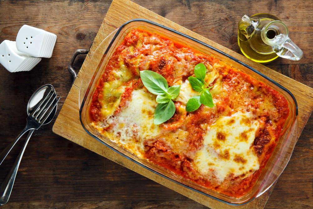 ricetta lasagne light