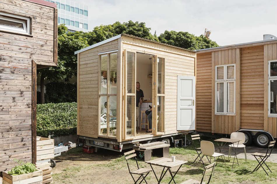 Una casa a cento euro al mese? L'ha inventata Van Bo Le-Mentzel, vincitore del Premio Non Sprecare 2018 categoria personaggi (foto)
