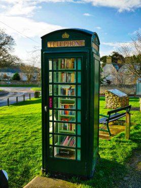 biblio-cabine bookcrossing