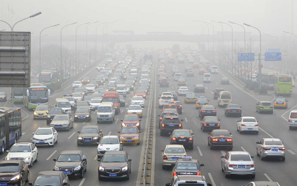 inquinamento rende infelici