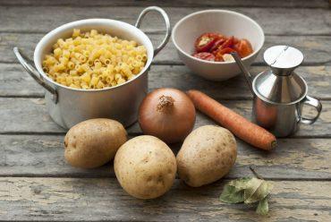 ricetta pasta e patate