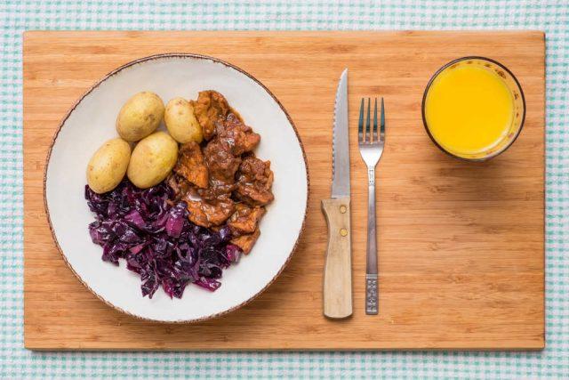ricetta seitan al curry
