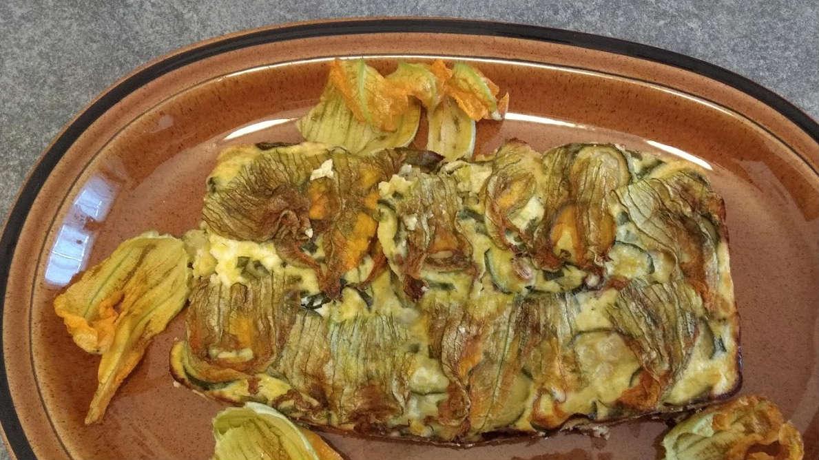 terrine di zucchine