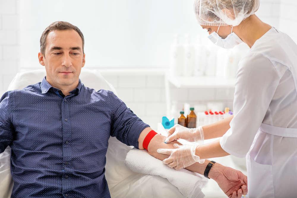 analisi del sangue fatte in casa