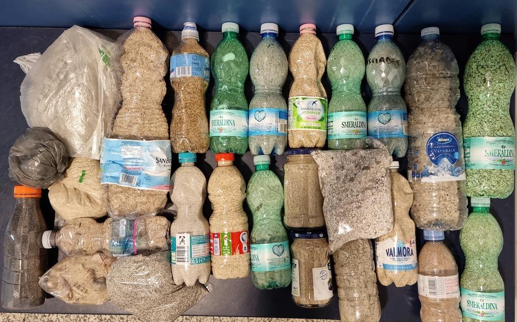 furti di sabbia in italia