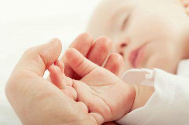 grani di miglio nei neonati