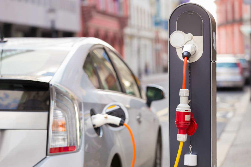 colonnine per auto elettriche
