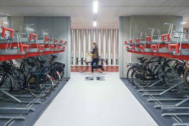 parcheggio bici utrecht