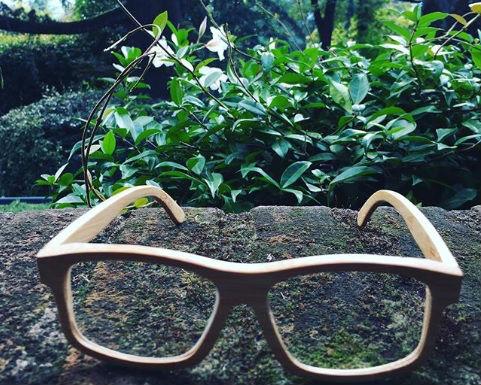 occhiali sostenibili