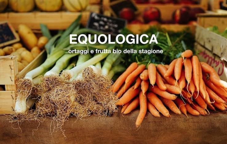 Equologica, compri frutta e verdura biologica e aiuti i disabili che lavorano nell'associazione