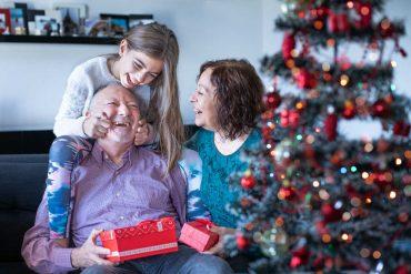 fare regali a nonni soli