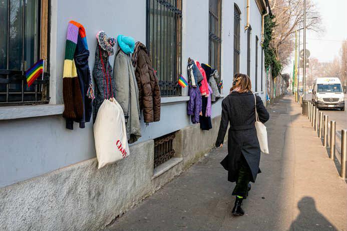 muri della gentilezza iran