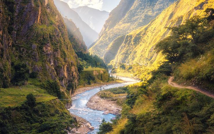 Himalaya, aumentano gli alberi e diminuisce la neve. A rischio le sorgenti dei fiumi