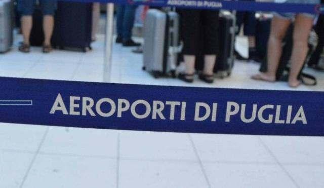 aeroporti pugliesi senza plastica
