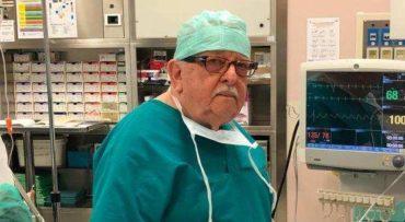 anestetista a 85 anni
