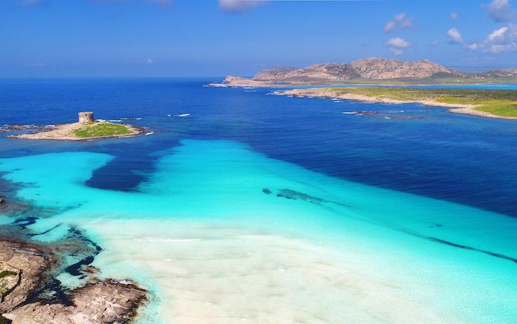 Restrizioni spiaggia la Pelosa a Stintino, Sardegna - Non sprecare