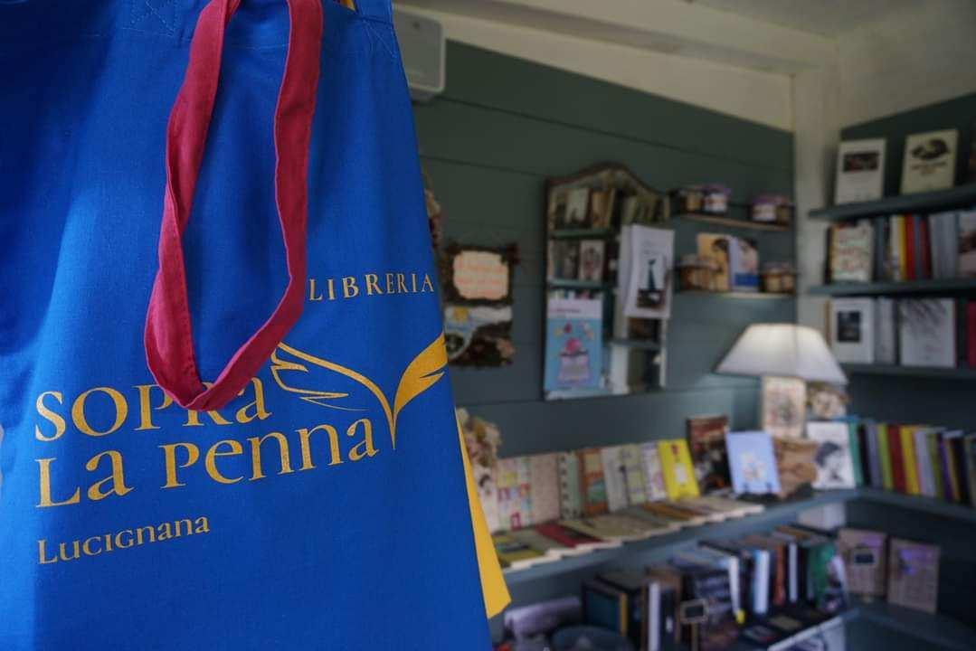 libreria sopra la penna