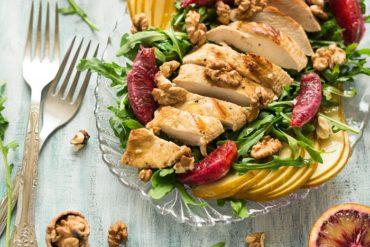 ricetta pollo alle noci