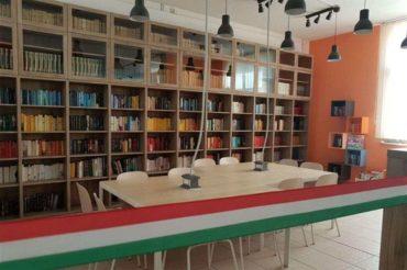 biblioteca casal di principe