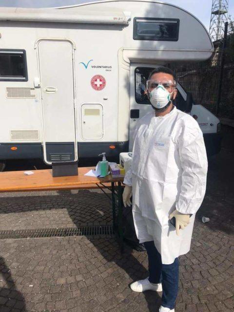 ambulatorio mobile bolzano