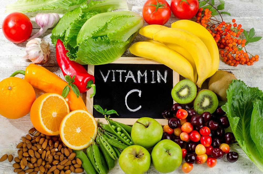 Vitamina C: benefici per l'organismo