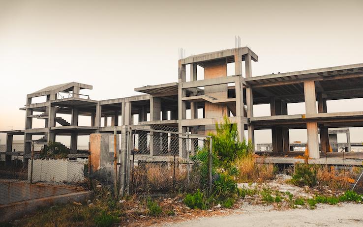 abusivismo edilizio sicilia